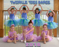 Twinkle Toes Dance 2018